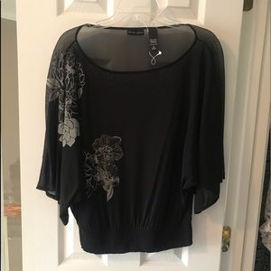 Loose fitting top from New York & Company